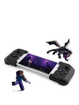 gamevice-gamevice-game-controller-console-for-apple-ios-mobile-travel-gaming-includes-new-minecraft-edition-only-for-uk-germany-france-iphone