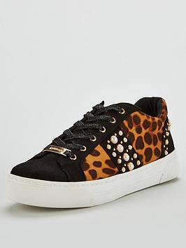head-over-heels-embellished-trim-trainer-leopard-print