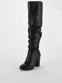 head-over-heels-head-over-heels-volume-slouch-knee-high-boot