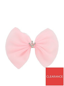 mini-v-by-very-girls-pretty-tulle-bow-crown-clip