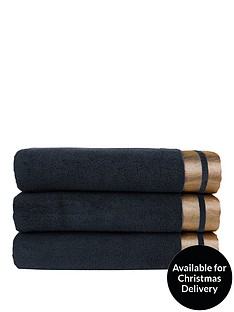 christy-mode-metalics-cotton-zero-twist-towel-collection-flintgold