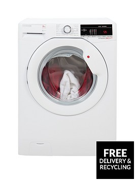 hoover-dynamic-next-dxoa148tlw3-8kgnbspload-1400-spin-washing-machine-with-one-touch-white