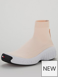 tommy-jeans-knitted-trainer-blush