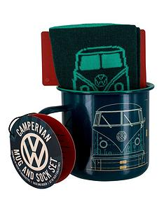 volkswagen-campervan-mug-and-socks-gift-set