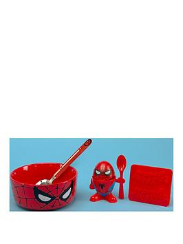 spiderman-breakfast-set-including-egg-cup-and-cutters