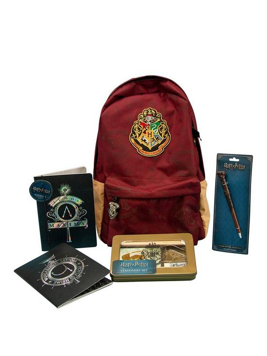 Backpack and Stationary Gift Set