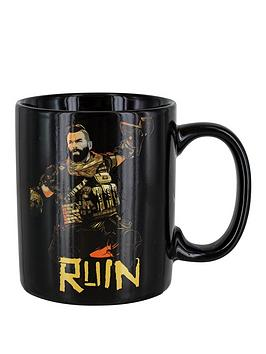 Call of Duty CALL OF DUTY BLACK OPS 4 HEAT CHANGING MUG, One Colour, Women