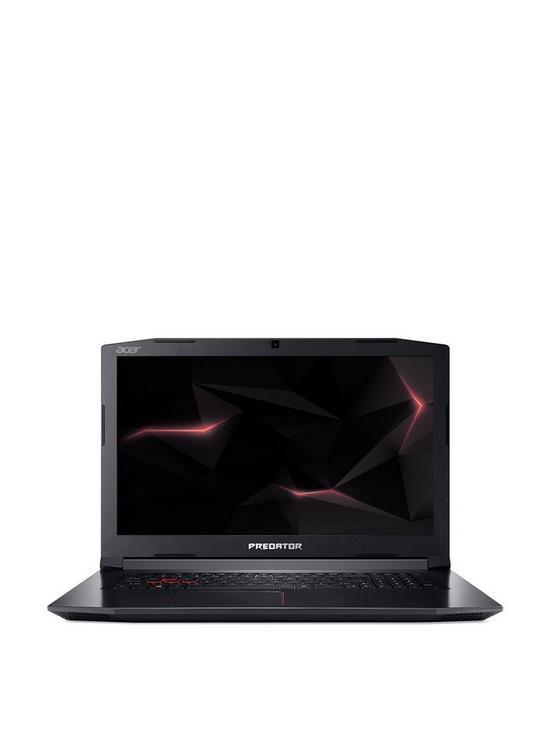 Predator Helios 300 PH317-52 Intel® Core™ i5H, GeForce GTX 1050Ti, 8Gb RAM,  1Tb HDD & 128Gb SSD, 17 3 inch Gaming Laptop