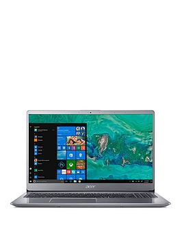 Acer Swift 3 Intel® Core¿ I5 8Gb Memory 256Gb Fast Ssd Storage 15.6In Laptop Silver - Laptop Only