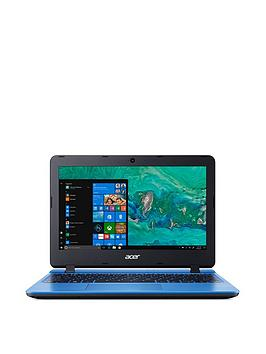 Acer Aspire 1 Intel® Celeron® 2Gb Memory 32Gb Storage 11.6In Laptop Blue - Laptop With Microsoft Office 365 Home 1 Yr