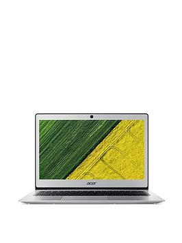 Acer Swift 1 Sf113-31 Intel&Reg; Pentium&Reg;, 4Gb Ram, 128Gb Fast Ssd Storage, 13.3 Inch Laptop - Silver - Laptop Only
