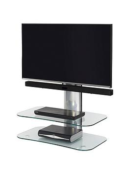 off-the-wall-arc-st-80-cm-tv-stand-silverclear-glass-fits-up-to-65-inch-tv