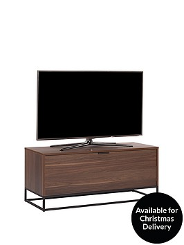 off-the-wall-cube-110-cm-tv-cabinet-walnut-effect-fits-up-to-50-inch-tv