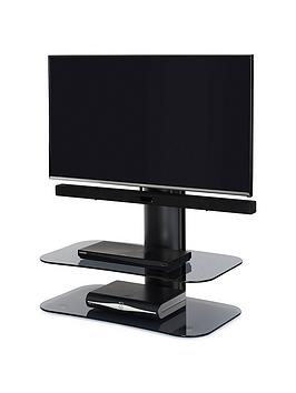 off-the-wall-arc-st-80-cm-tv-stand-blackgrey-glass-fits-up-to-65-inch-tv