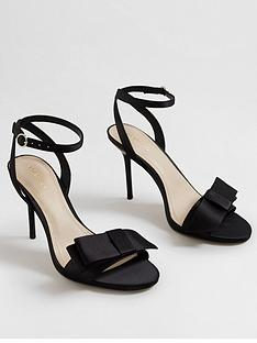 mango-bow-front-heels-blacknbsp