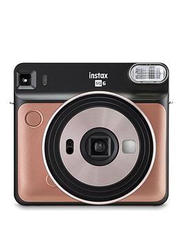 fujifilm-instax-square-sq6-instant-camera-blush-gold-30-shots