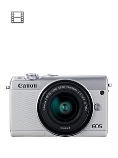 canon-eos-m100-csc-camera-kit-inc-15-45mm-lens-white