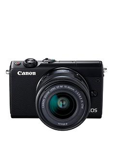 canon-eos-m100-csc-camera-kit-including-15-45mm-lens-andnbspirista-50gb-storage-black
