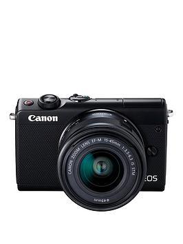 canon-eos-m100-csc-camera-kit-including-15-45mm-lens-andnbspirista-50gb-storage-black