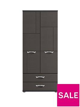 consort-eva-2-door-2-drawer-robe