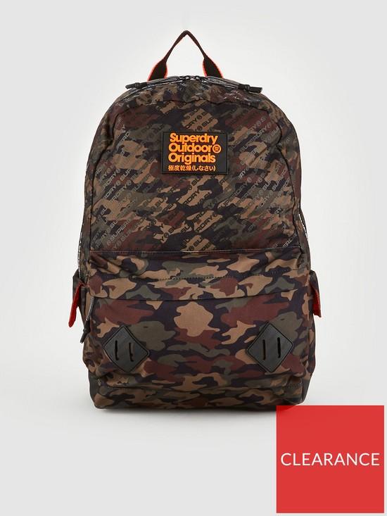 528539420a2 Superdry Hamilton Montana Backpack - Camo   very.co.uk