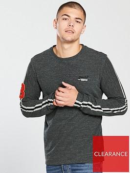 superdry-orange-label-sport-stripe-t-shirt-carbon-space-dye-grit