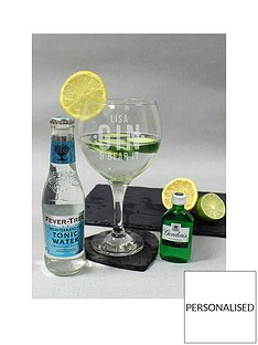 personalised-gin-and-bear-it-glass-with-miniture-gin-and-mixer