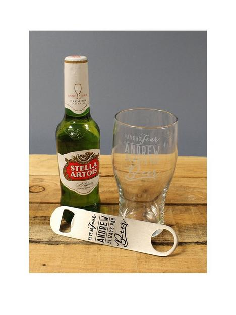 signature-gifts-personalised-ale-glass-personalised-bottle-opener-and-bottle-of-ale-in-a-gift-hamper