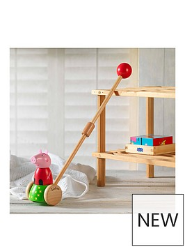 peppa-pig-personalised-peppa-pig-wooden-push-along