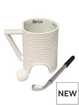 personalised-golf-mug