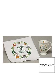 personalised-digs-gardening-marquee-mug-and-tea-towel-set