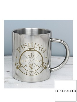 personalised-fishing-club-enamel-mug