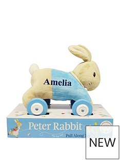 peter-rabbit-personalised-peter-rabbit-pull-along