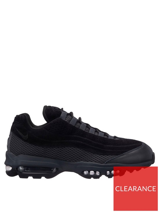 low priced 117f7 62fca Nike Air Max 95 Ultra Premium Breathable | very.co.uk