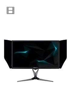 acer-predator-x27-27-inch-4knbspips-144hz-gaming-monitor-g-syncnbsphdr-ultra-quantum-dotnbsp4ms-speakers