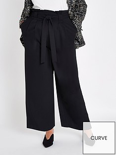 ri-plus-wide-leg-trousers-black