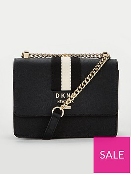 dkny-liza-small-flap-shoulder-bag