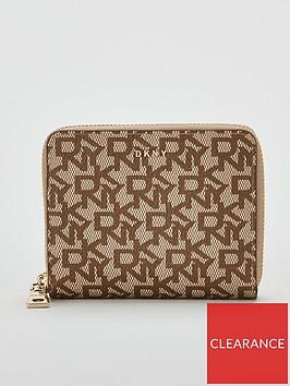 dkny-bryant-small-zip-around-purse-printednbsp