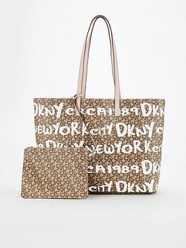 dkny-chino-iconic-logo-tote-bag-printblush
