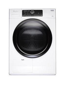 whirlpool-supreme-care-hscx10431-10kg-heat-pump-tumble-dryer-white
