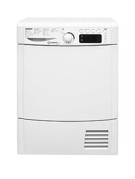 indesit-ecotime-edpe945a2eco-9kg-load-heat-pump-tumble-dryer-white