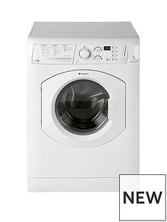 Hotpoint Aquarius WDF740P 7kg Wash, 5kg Dry, 1400 Spin Washer Dryer - Polar