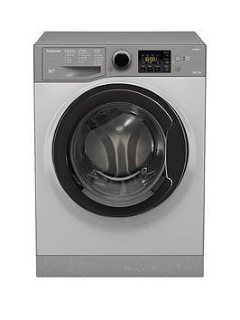 hotpoint-aquarius-rdg9643gkukn-9kg-wash-6kg-dry-1400-spin-washer-dryer-graphite
