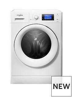 Whirlpool Freshcare FWDD117168W 11kg Wash, 7kg Dry, 1600 Spin Washer Dryer - White