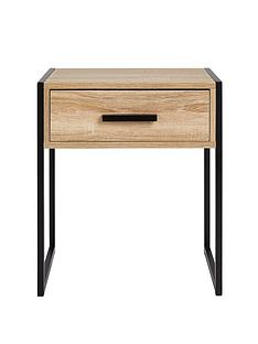 Telford 1 Drawer Bedside Chest