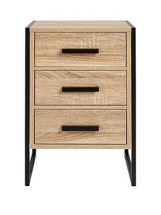 Telford 3 Drawer Chest