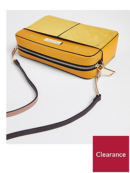 river-island-river-island-tassel-cross-body-bag-yellow