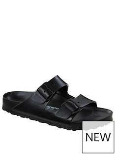 birkenstock-arizona-eva-mule-black