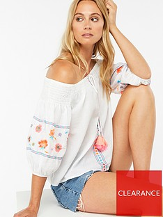 accessorize-hothouse-long-sleeved-top-white