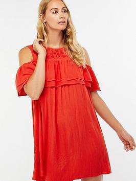 accessorize-double-ruffle-dress